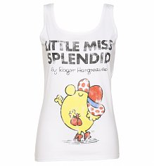 Ladies Little Miss Splendid Vest