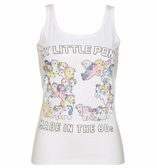 Ladies My Little Pony 83 Vest