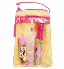 Lip Smacker Minnie Mouse Lip, Face & Nail Collection Gift Set