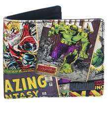 Marvel Comics Characters Wallet