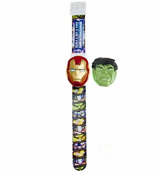 Marvel Interchangeable Heads Watch