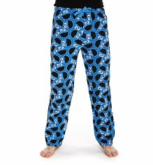 Men's Sesame Street Cookie Monster Lounge Pants