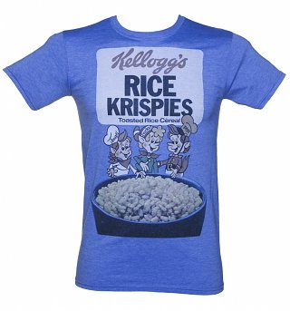 Men's Vintage Kelloggs Rice Krispies T-Shirt