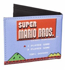 Retro 1985 Super Mario Brothers Scene Wallet