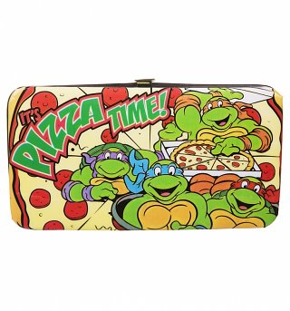 Retro Teenage Mutant Ninja Turtles Hinge Wallet