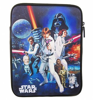 Star Wars A New Hope Neoprene iPad Case