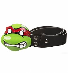 Teenage Mutant Ninja Turtles Raphael Black PU Belt