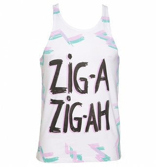Unisex Zig-a-zig-ah Vest from Hero and Cape