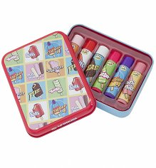 Lip Smacker Walls Retro Lolly Lip Balms Gift Tin